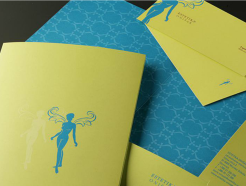 New identity and business stationery for the aesthetic surgery Estetika Onišak - business folder