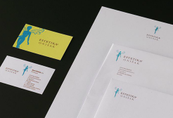 New identity and business stationery for the aesthetic surgery Estetika Onišak - business stationery
