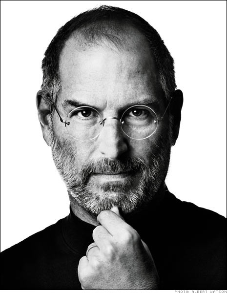 Steve Jobs We think that our job is to take responsibility for the complete user experience