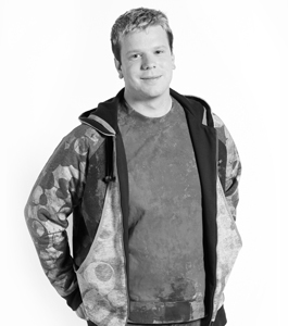 Photo of Jernej Svetek, developer for Vizuarna