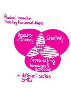 Radical innovation three key transversal drivers