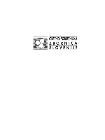 Chamber of Craft and Small Business of Slovenia - Vizuarna - Clients list