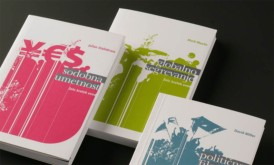 Identity book cover design guidelines A Very Short Introduction Kratka - book series